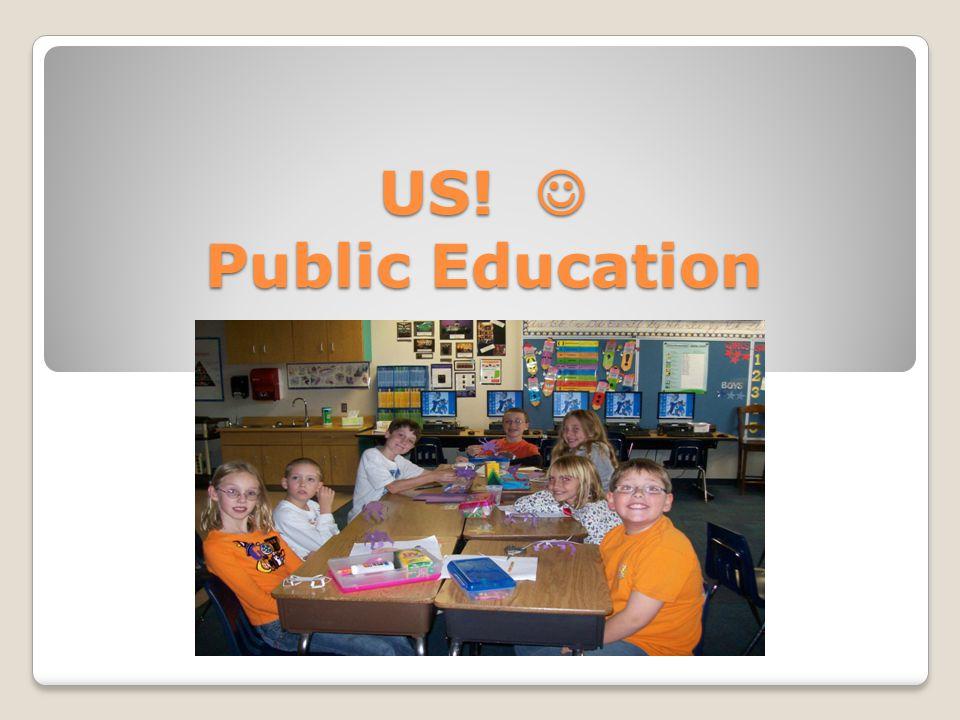 US! Public Education