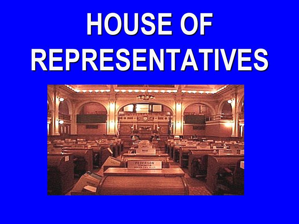 SENATE Senate Chambers