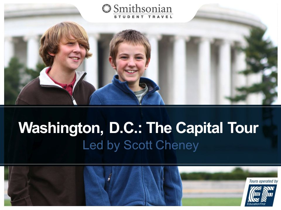Overview Meet Smithsonian Student Travel Our itinerary What is included on our tour Coverage plan Your payment options Your online account How to enroll on our tour