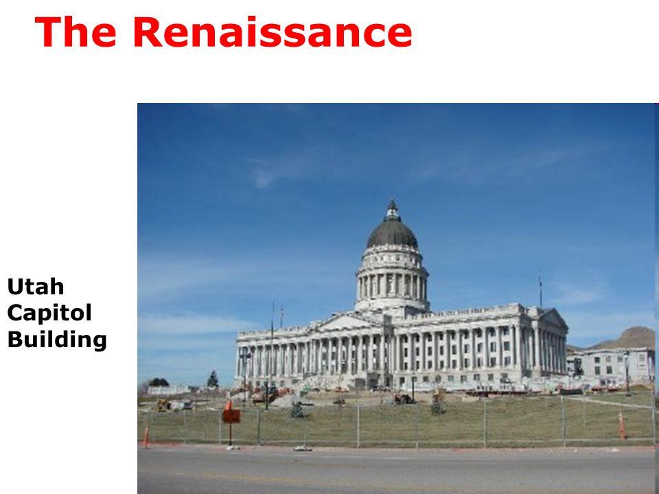 The Renaissance Utah Capitol Building