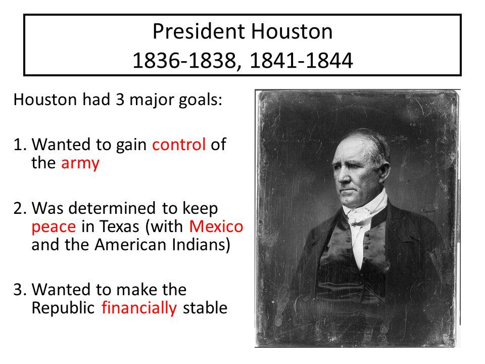 Republic of Texas 1836 - 1845