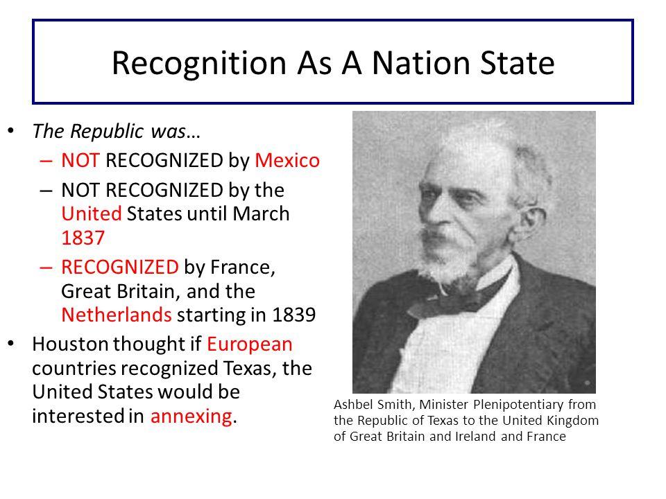 Denied Annexation to the U.S.
