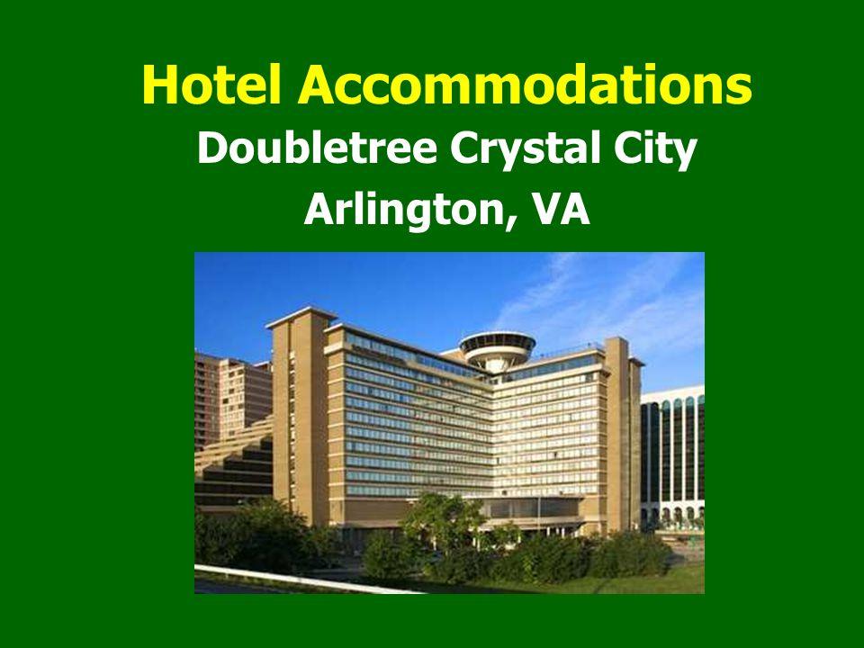 Hotel Accommodations Doubletree Crystal City Arlington, VA