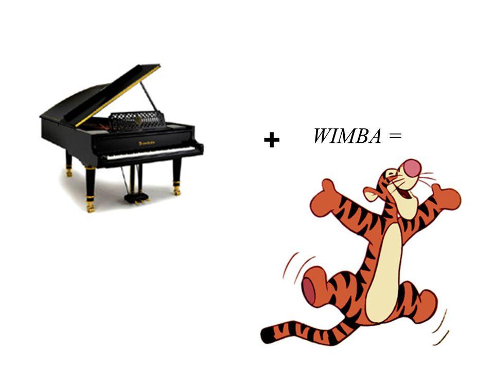 + WIMBA =