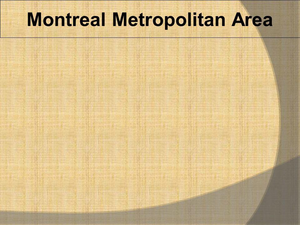 Montreal Metropolitan Area