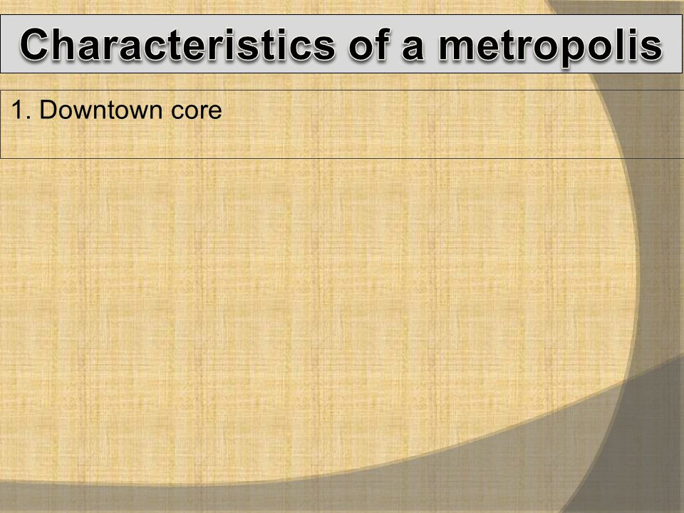  Due to the size of our Metropolitan Area, people use public transportation and cars to get around.