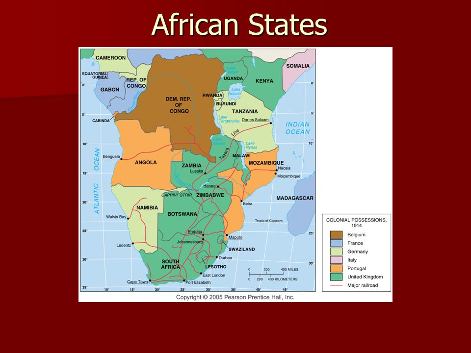 African States Fig.