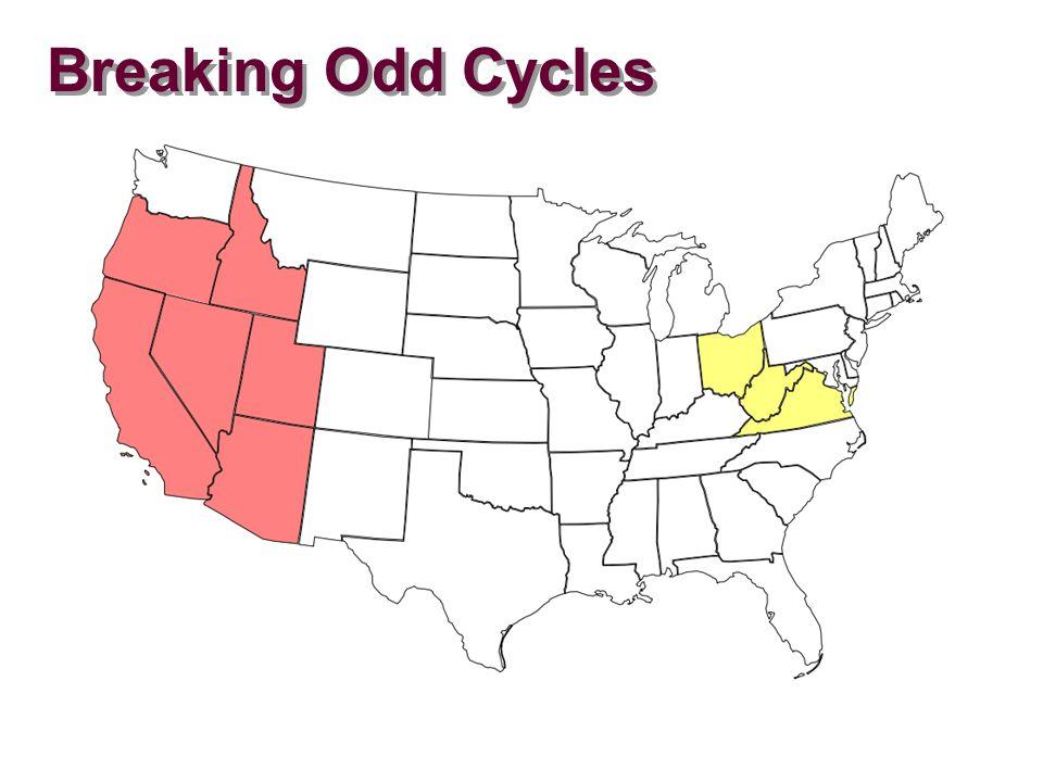 Breaking Odd Cycles