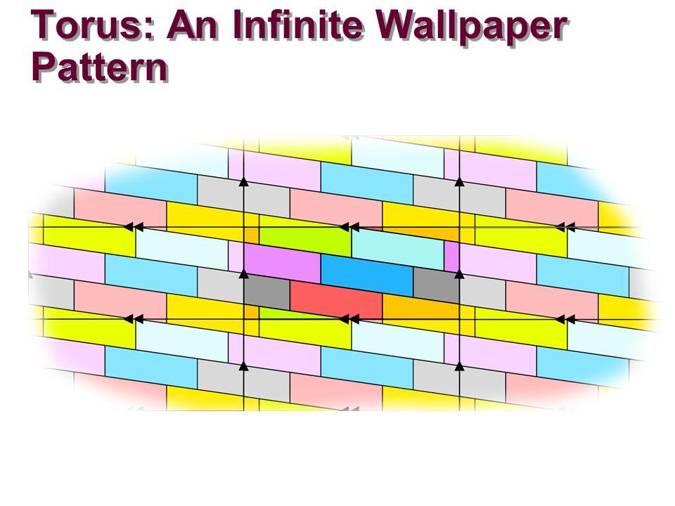 Torus: An Infinite Wallpaper Pattern
