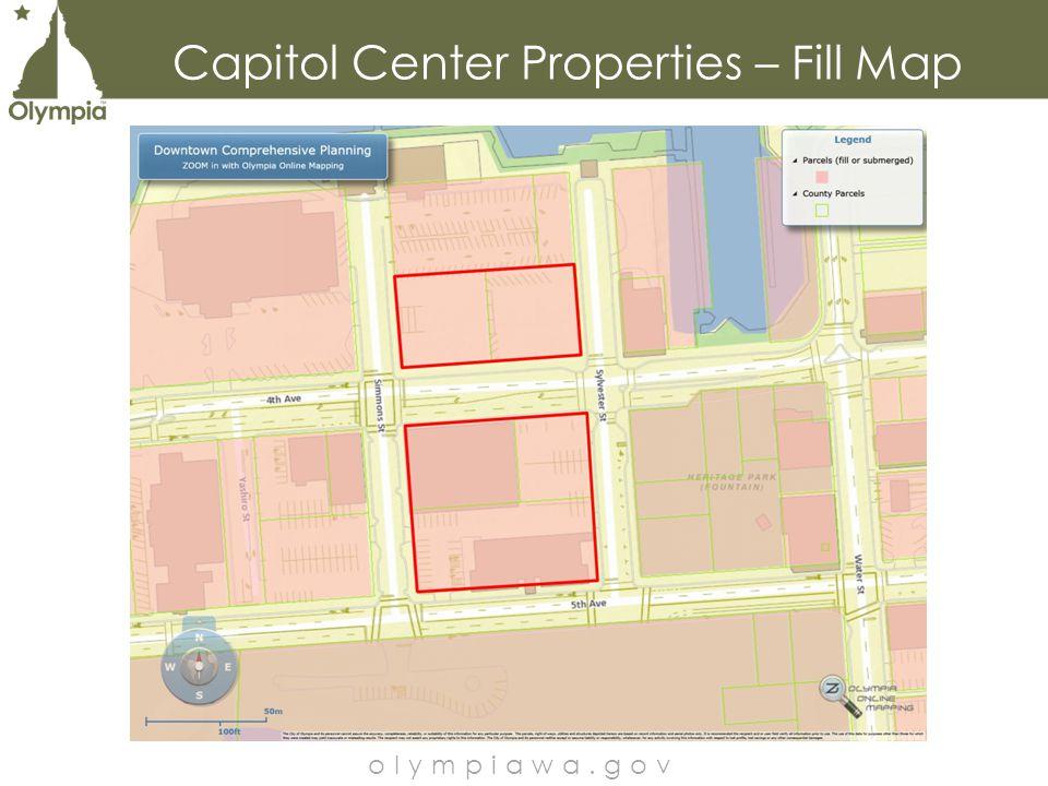 Capitol Center Properties – Fill Map olympiawa.gov