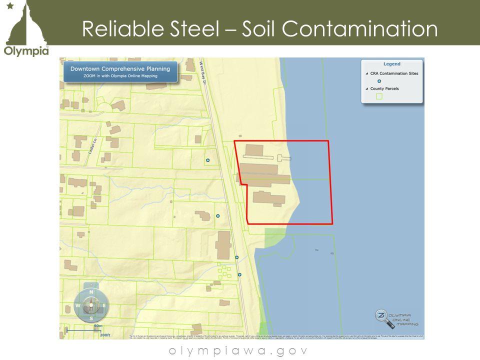 Reliable Steel – Sea Level Rise olympiawa.gov