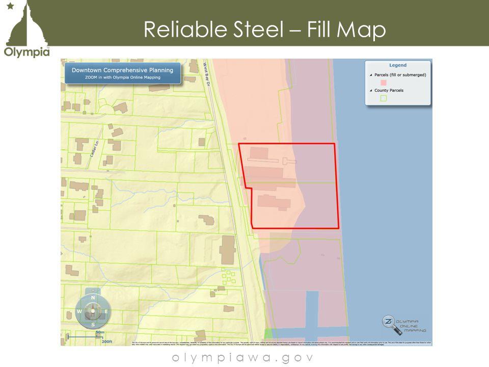 City Owned Properties – Sea Level Rise olympiawa.gov