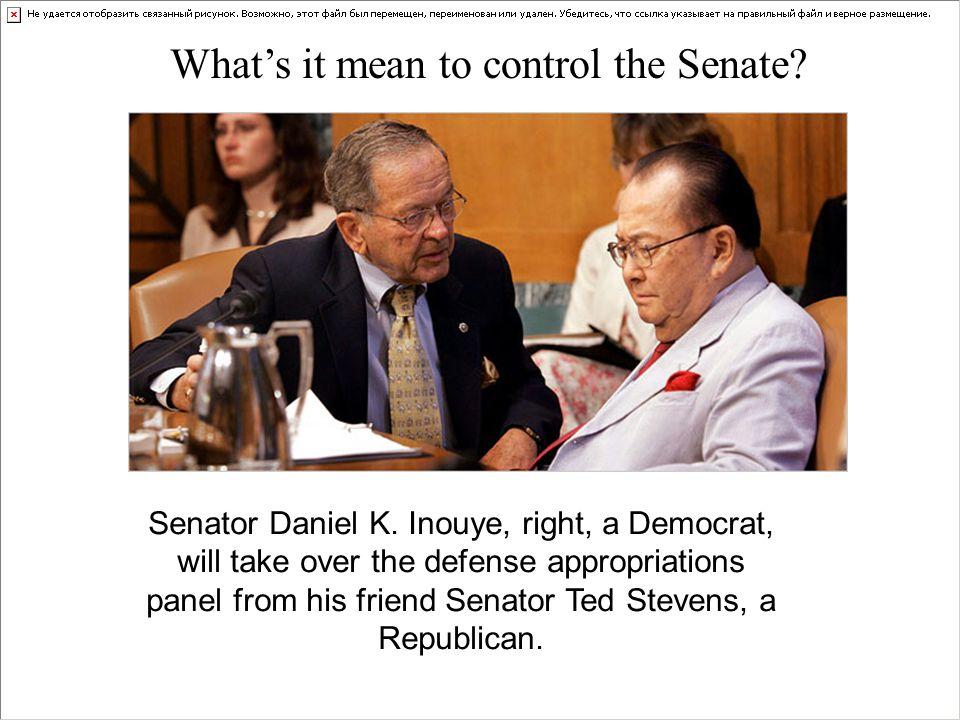 Senator Daniel K.