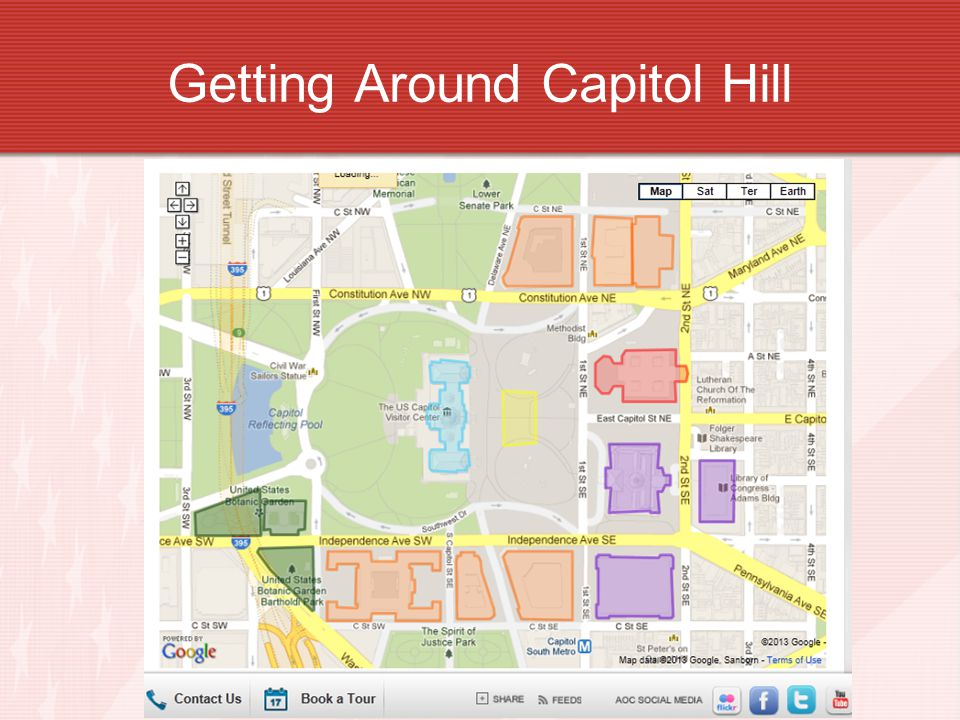 Getting Around Capitol Hill