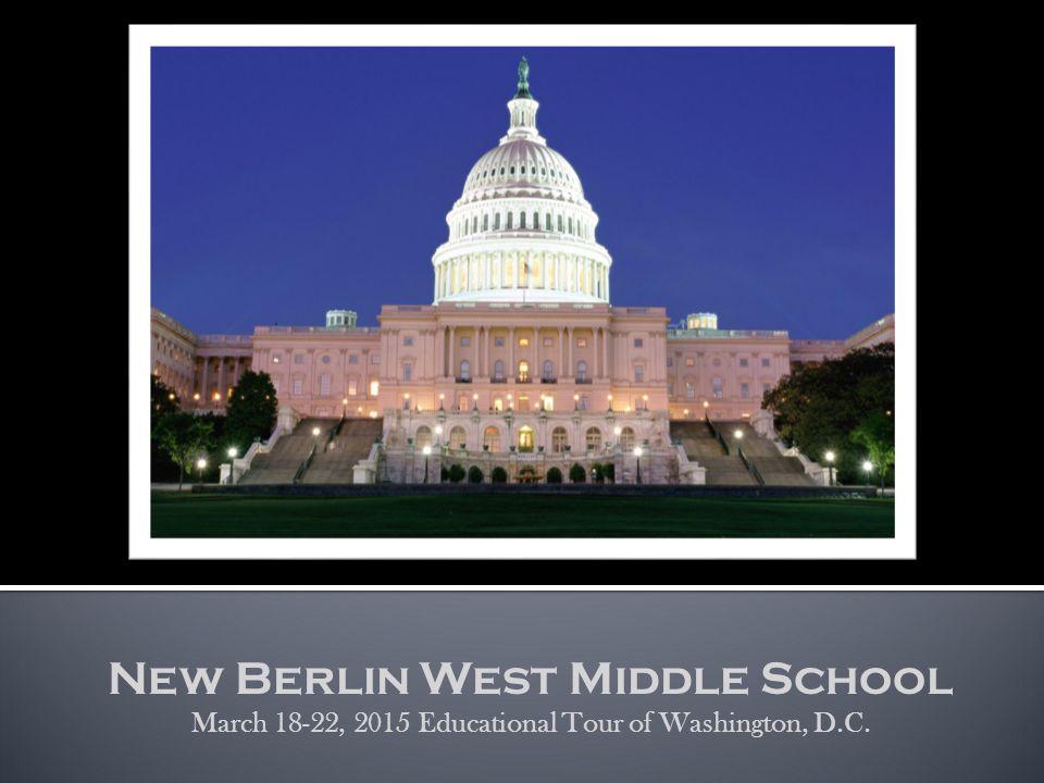 Washington, DC is the ultimate classroom.
