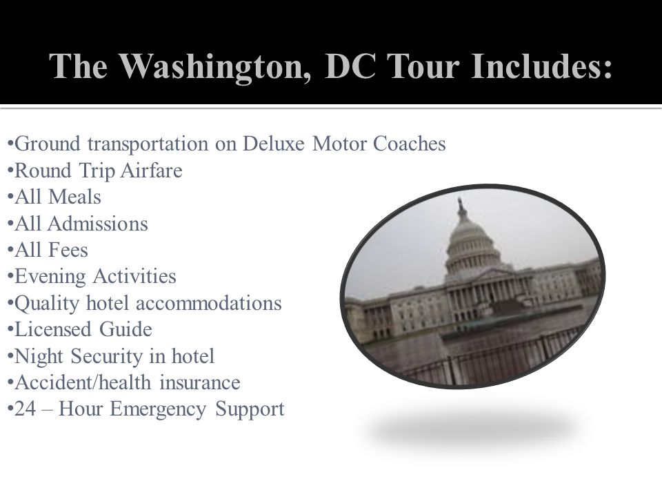 TOUR SUPPORT Tour Coordinator- -Responsible for the proactive execution of the tour from the time we arrive until the time we depart Hotel Coordinator– -Responsible for the hotel part of our stay -They will make sure we have a room block separate from the rest of the hotel -Make sure all of the rooms are perfect and all keys work -Turn off long distance on phones and pay per view movies -Work to coordinate with us to review and plan each day -Make sure breakfast is ready -Anything else we need related to the hotel