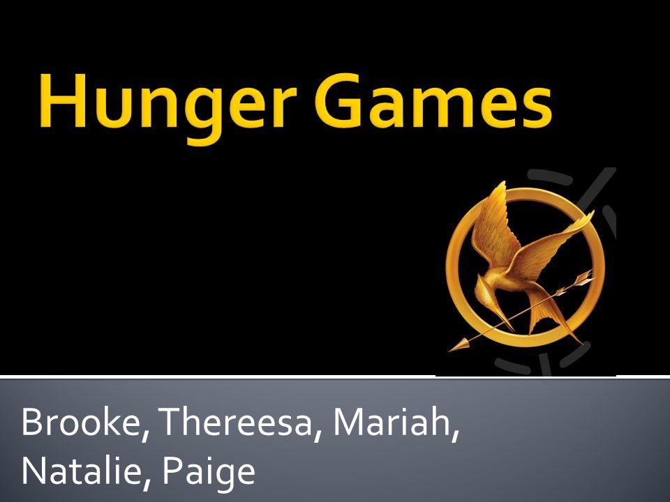Brooke, Thereesa, Mariah, Natalie, Paige