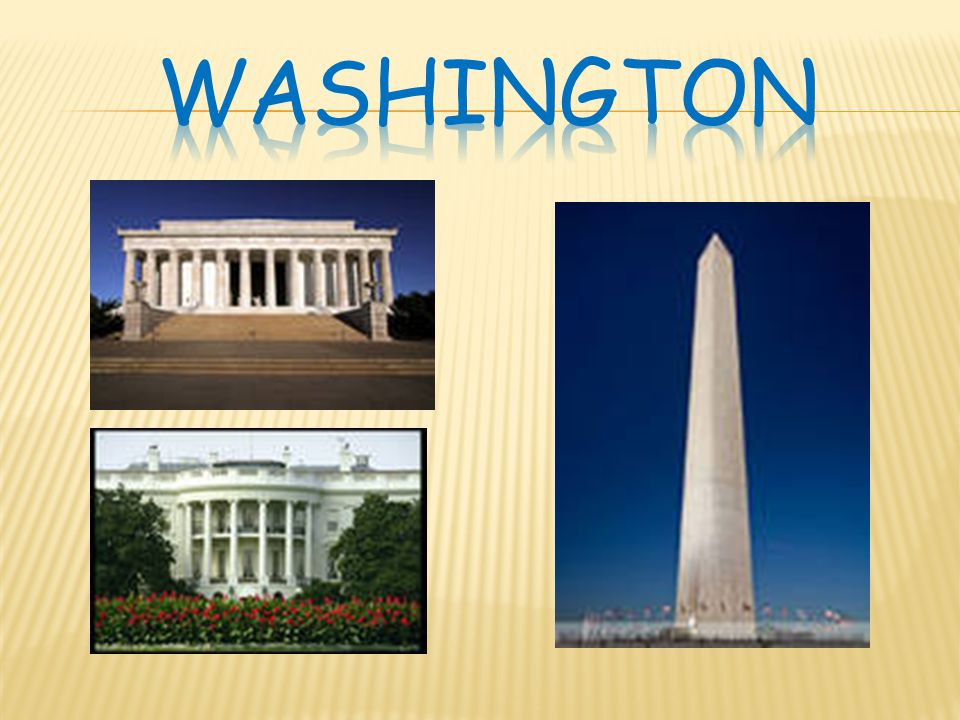  Washington is the capital of the United States of America.