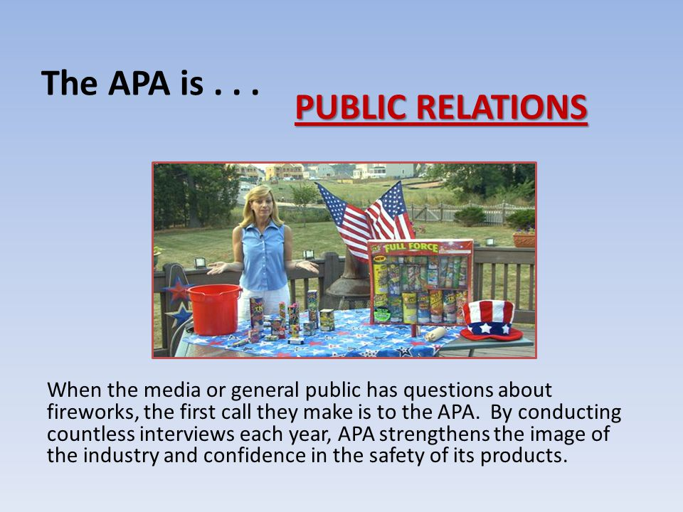 NETWORKING APA meetings and conventions provide forums for interaction with the leaders of the U.S.