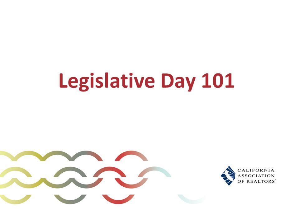 Legislative Day 101