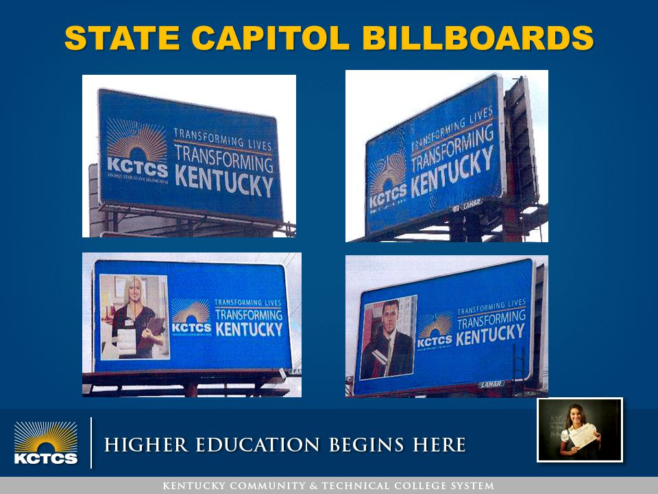 STATE CAPITOL BILLBOARDS