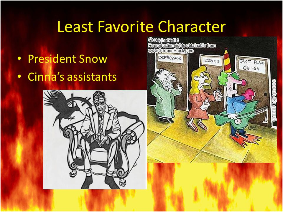 Favorite Character Katniss Everdeen Cinna