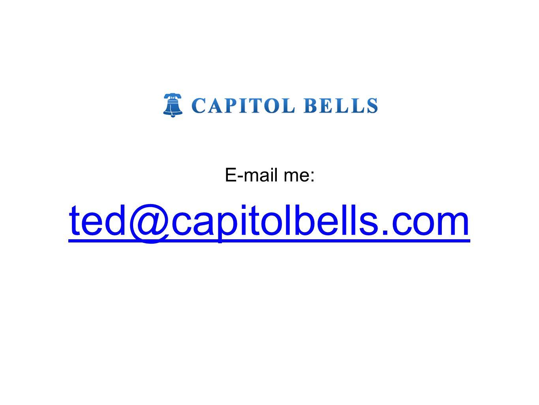 ted@capitolbells.com E-mail me: