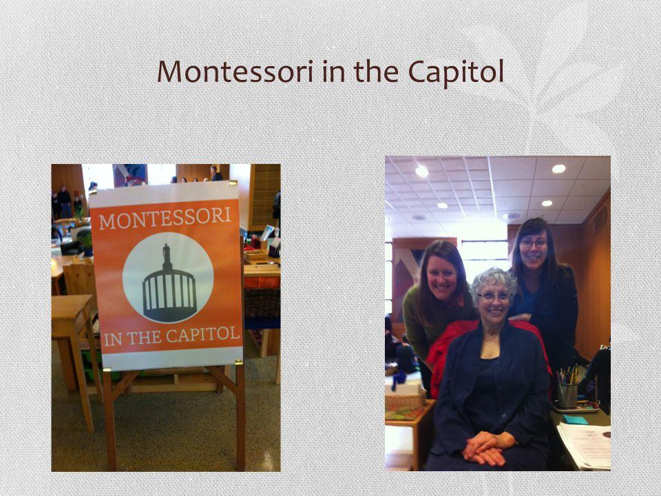 Montessori in the Capitol