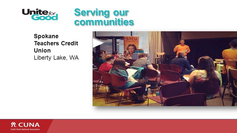 Spokane Teachers Credit Union Liberty Lake, WA