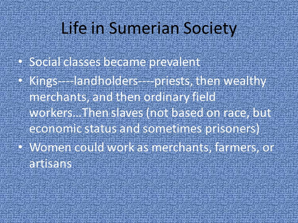 Sumerian Science and Technology Sumerians invented the wheel, the sail, Bronze, and the plow.