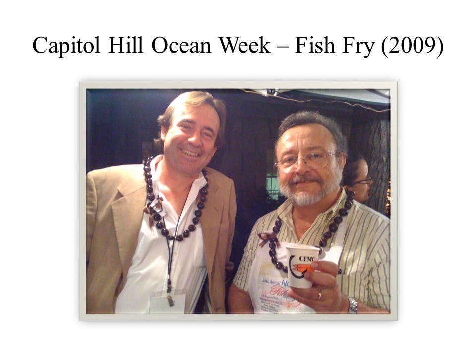 Capitol Hill Ocean Week – Fish Fry (2009)