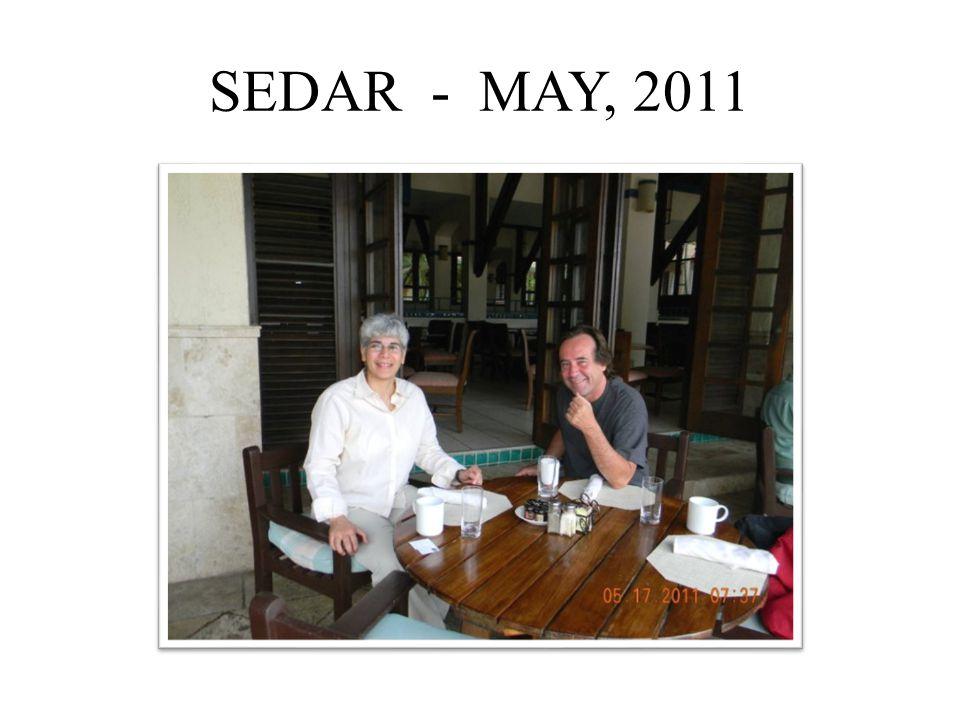 SEDAR - MAY, 2011