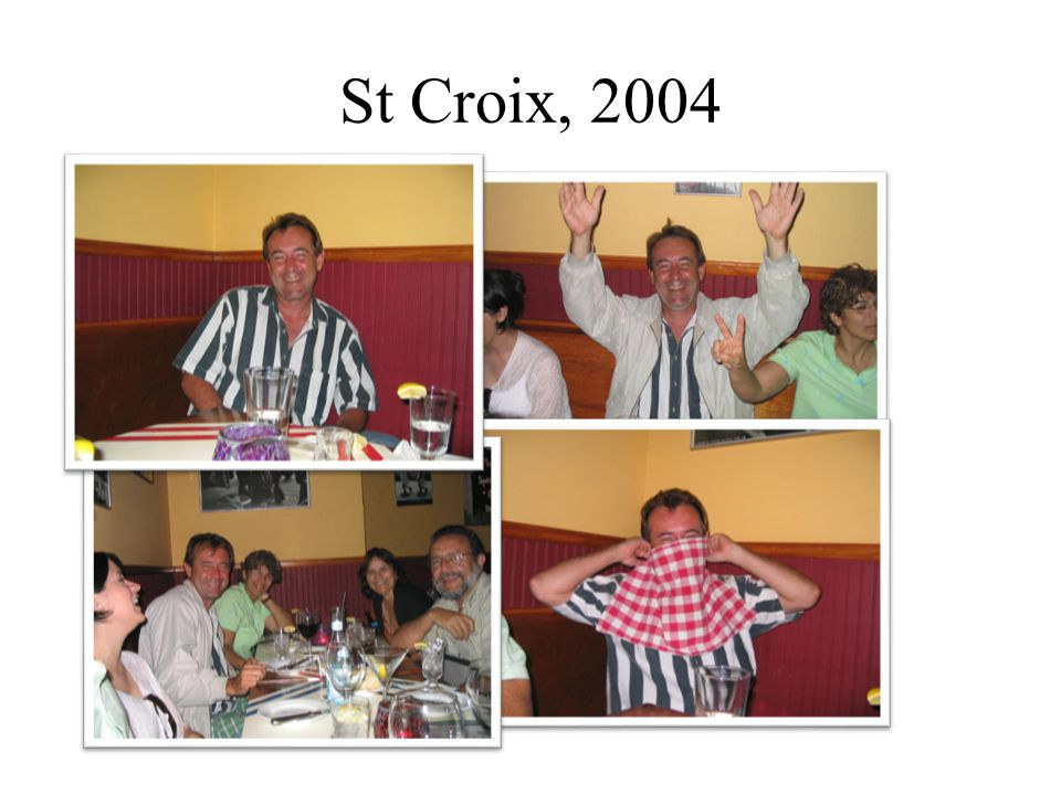 St Croix, 2004