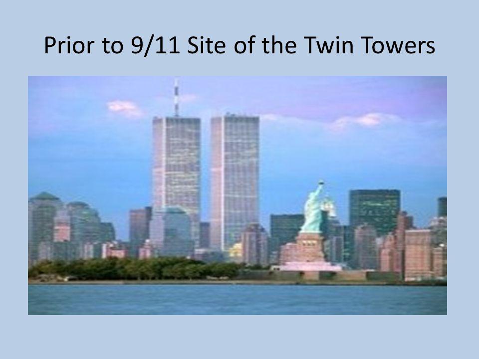 Twin Tower Memorial