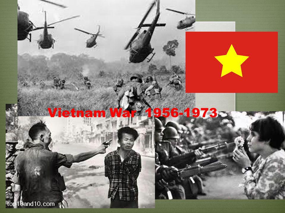 Vietnam War 1956-1973