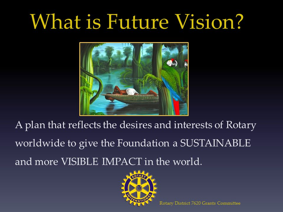 What is Future Vision.