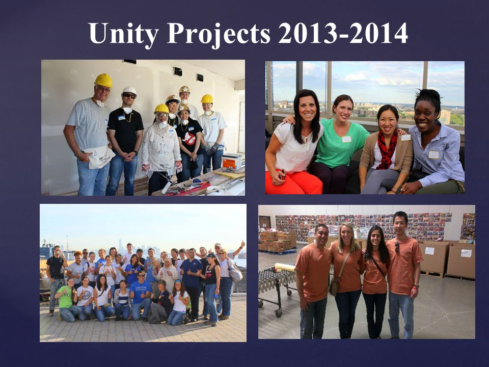 Unity Projects 2013-2014
