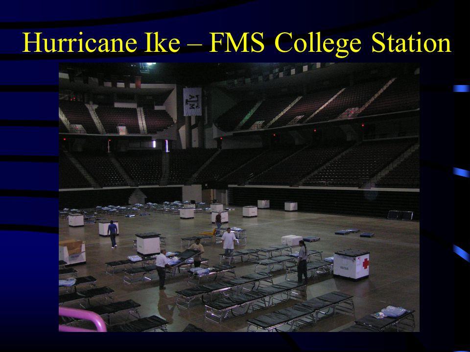 Hurricane Ike – FMS College Station