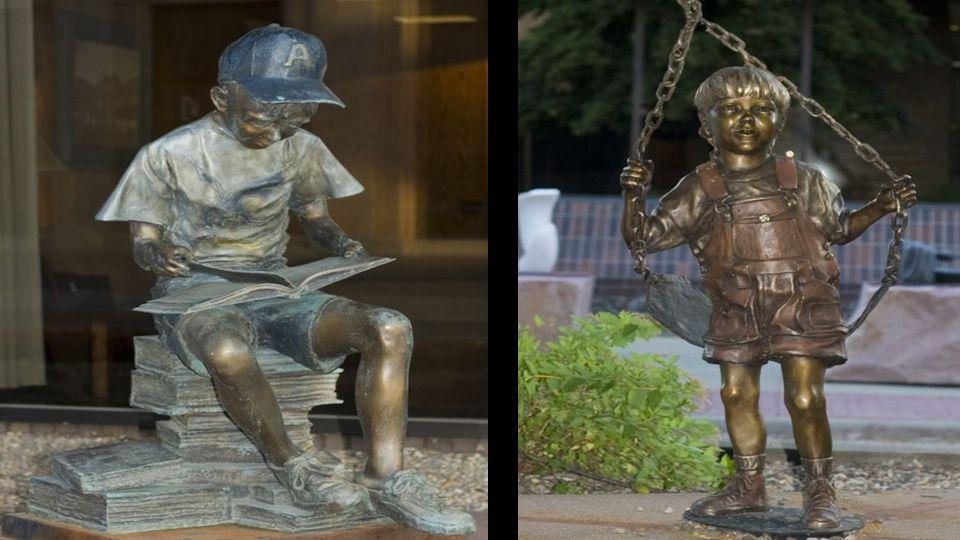 Sioux Falls - Downtown Sculpture