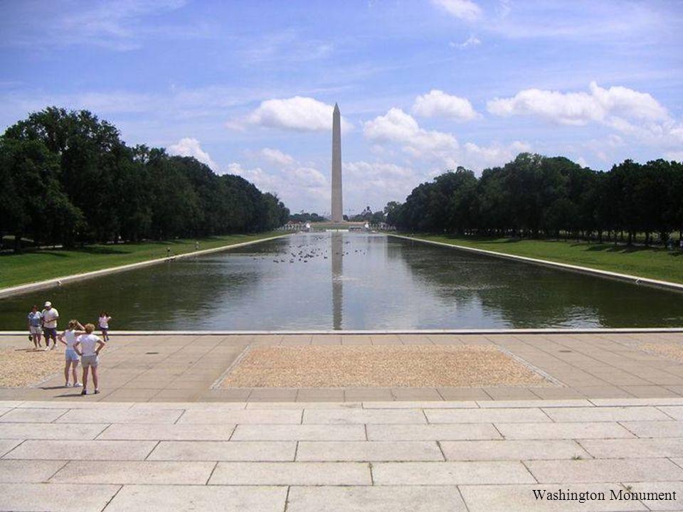 Washington Monument & WhiteHouse