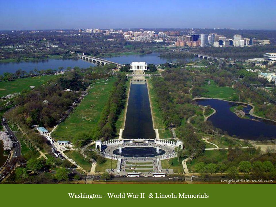 Washington - World War II Memorial