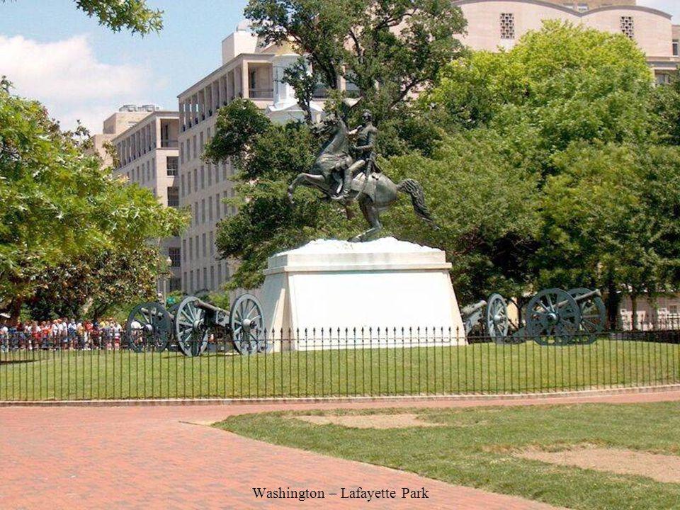 Washington – George Mason