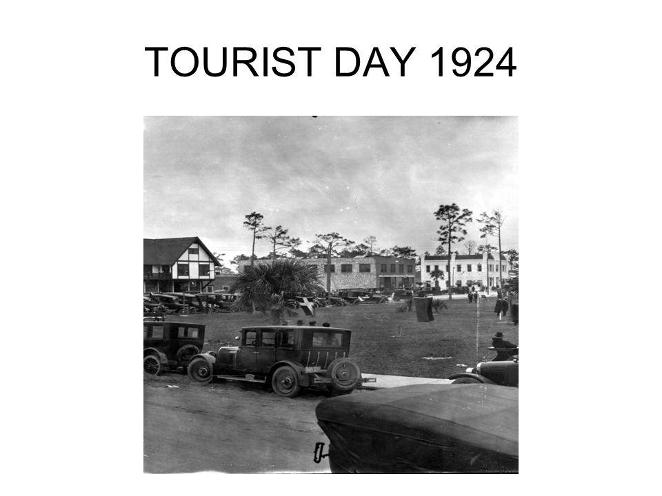 TOURIST DAY 1924