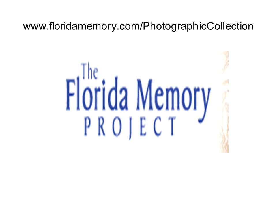 www.floridamemory.com/PhotographicCollection