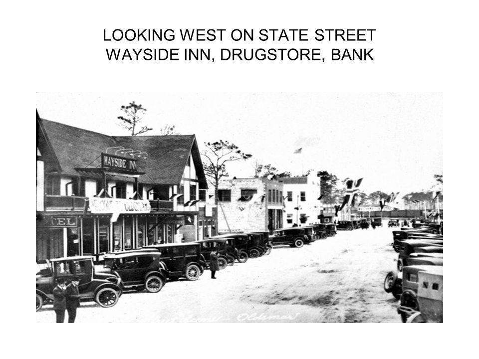 WAYSIDE INN 1919