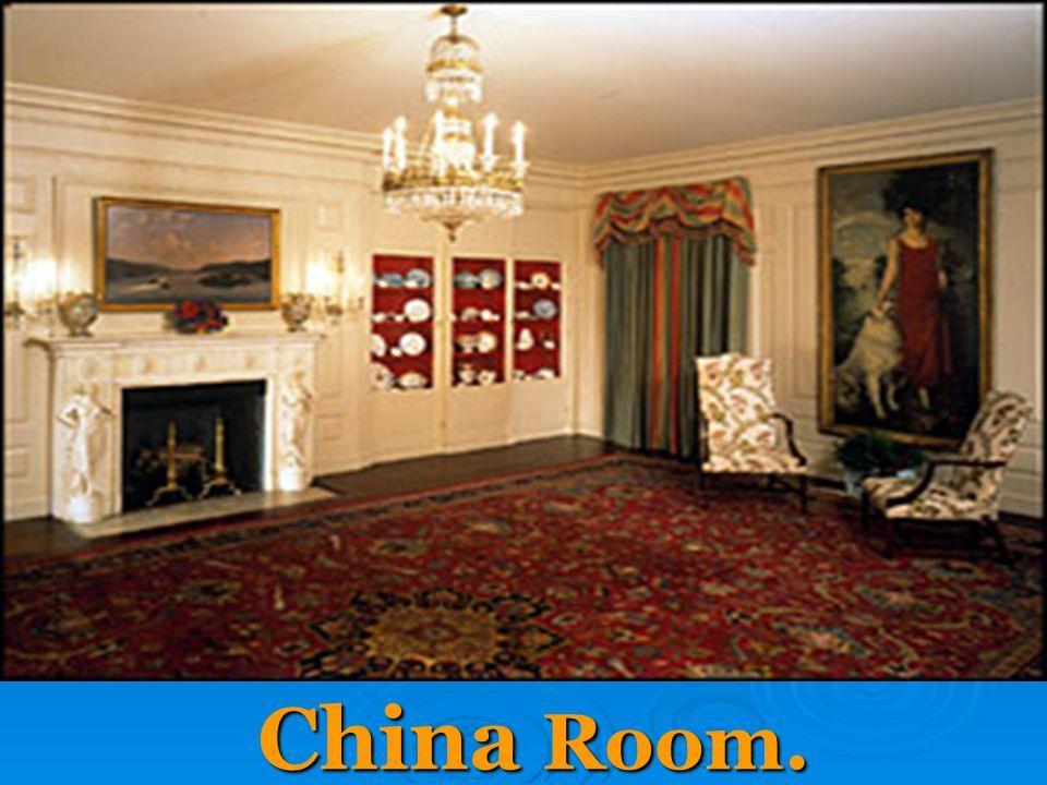 China Room. China Room.