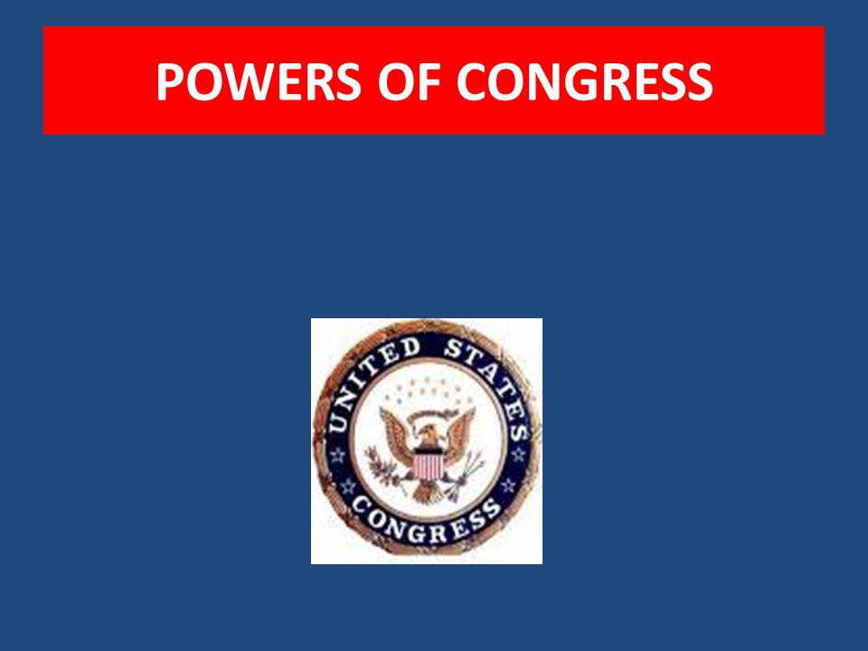 What Does Congress Do? Some issues that Congress deals with … 1. Crime 2. Social Security 3. Foreign Aid 4. Health 5. Taxes