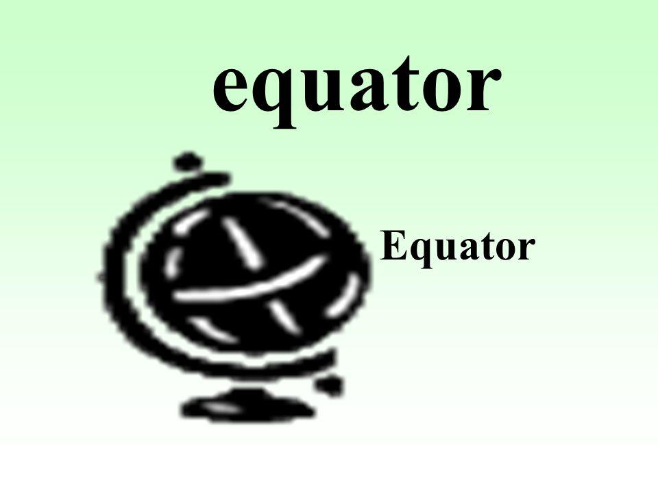 equator Equator