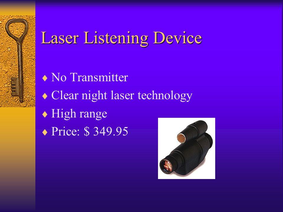 Night Vision Monocular  Cold war technology  High image quality & range  No Batteries  Price: $274.95