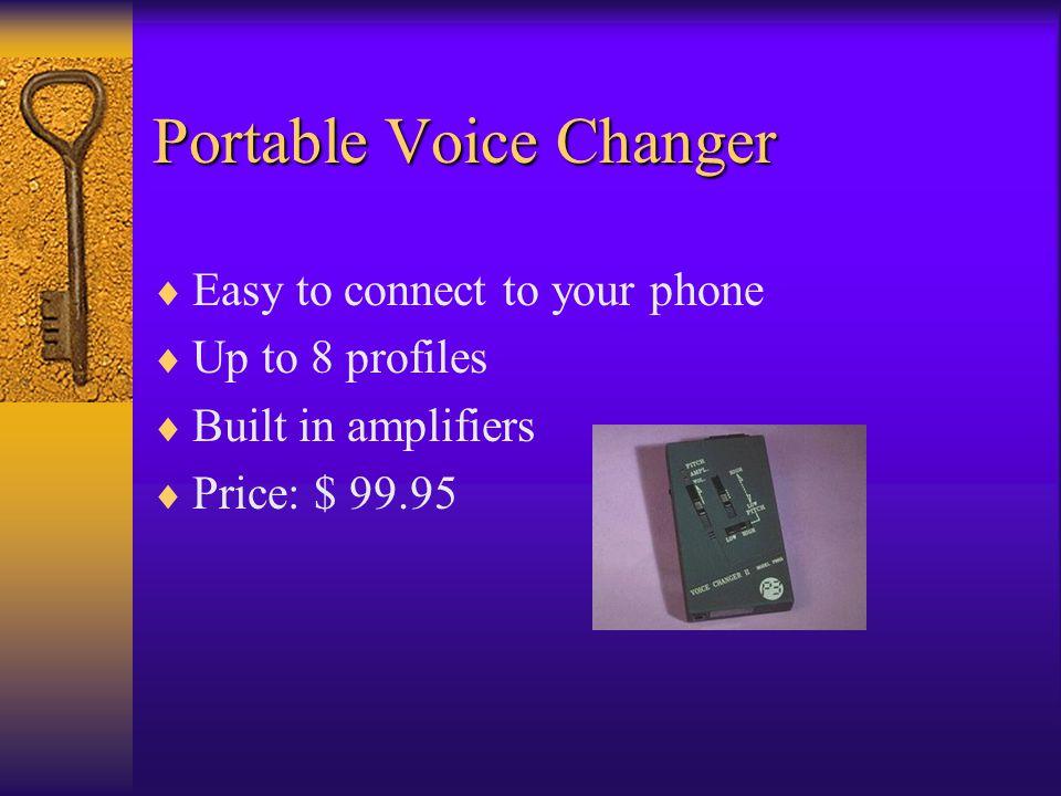 Laser Listening Device  No Transmitter  Clear night laser technology  High range  Price: $ 349.95